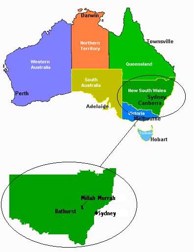 Australia - Millah Murrah
